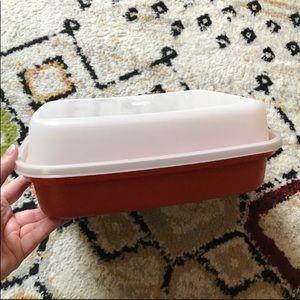 Tupperware large oversized Marinator season serve